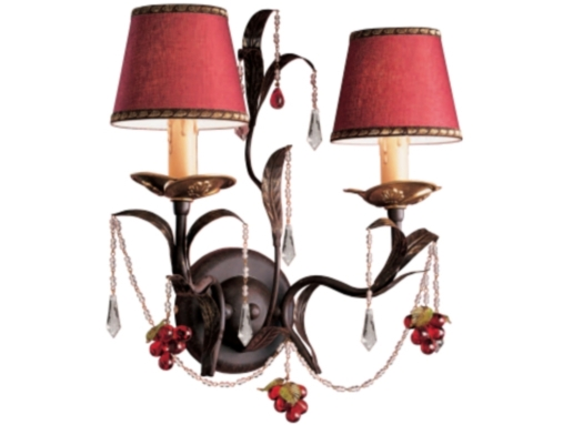 %D0%91%D1%80%D0%B0+RDV+SCONCE+WITH+SHADE+DEC+133+A13848%2F2+CP - фото 1