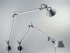 Настенный светильник Artemide TOLOMEO MICRO PARETE, A010900