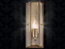 Настенный светильник Cremasco 962/1AP-BR.SM