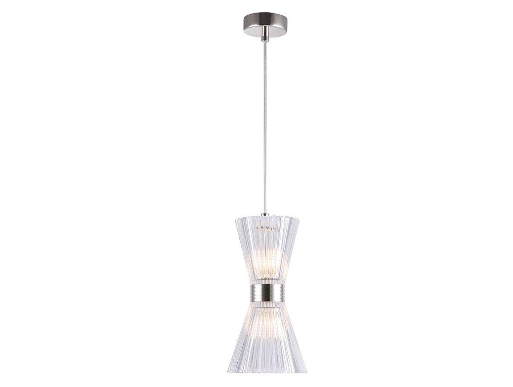 Подвесной светильник NEWPORT 3611/S nickel